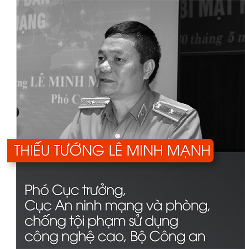 Major General Le Minh Manh_V